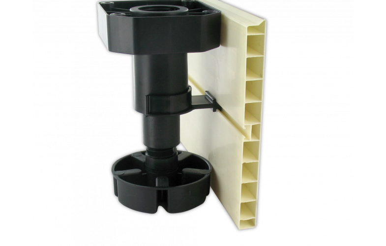 Plinth Panel Clips For PVC Plinth