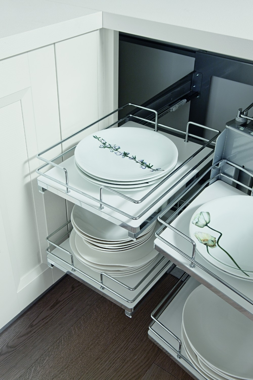 Vibo Smart Corner with Pull-out Inner Unit - Corner Systems ...